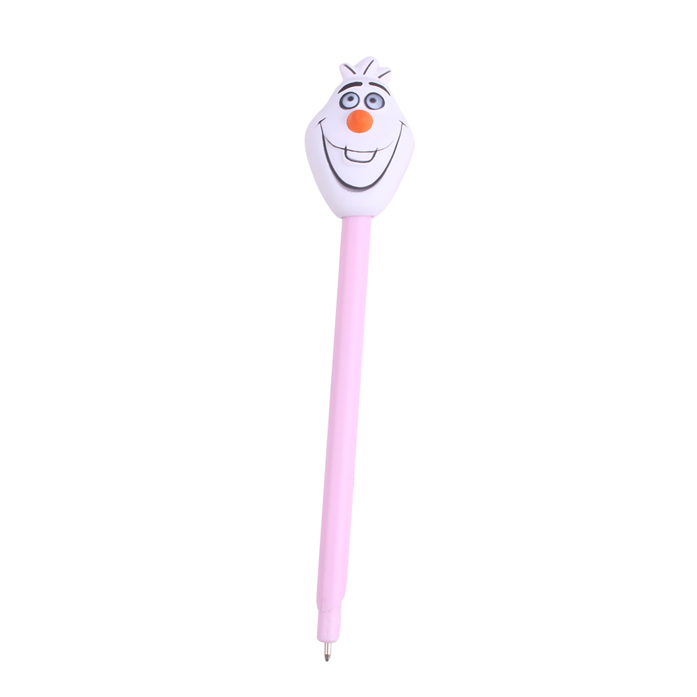 Snowman squishy pen