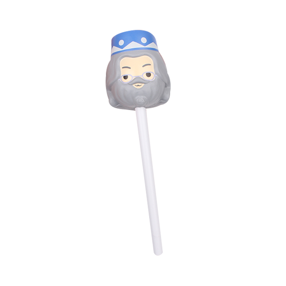 Dumbledore squishy pen