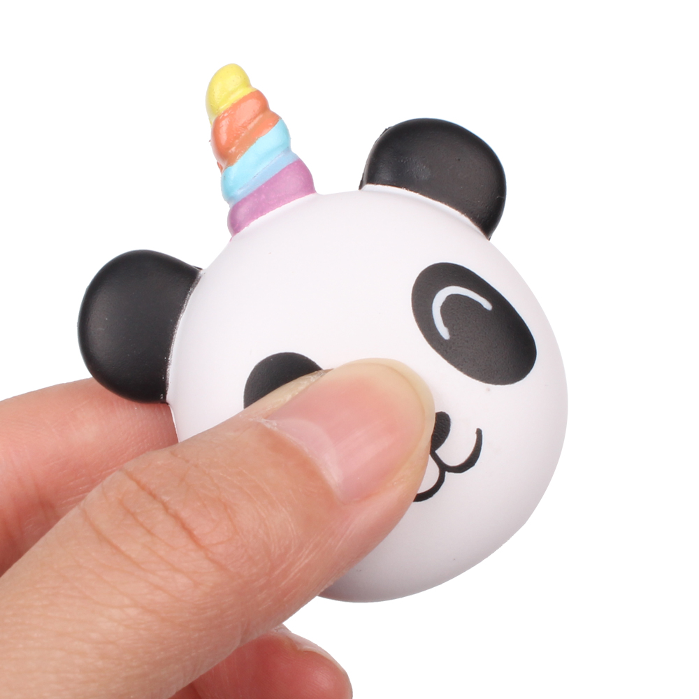 Unicorn panda sticker