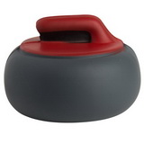 Curling Rock Stress Reliever